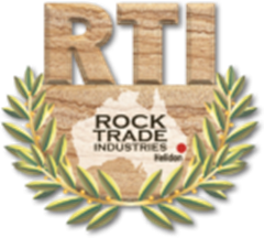 Logo for Rock trade industries
