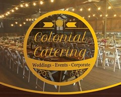 Logo for Colonial Catering