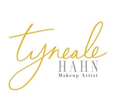 Logo for tyneale hahn makeup artist