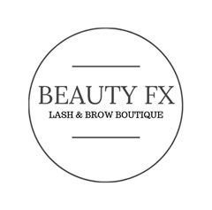 Logo for beauty fx