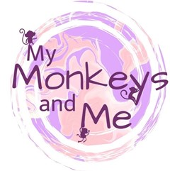 Logo for My Monkeys and Me